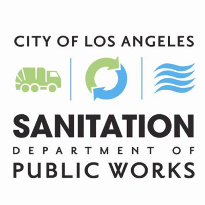 Logo of LA Sanitation Department of Public Works