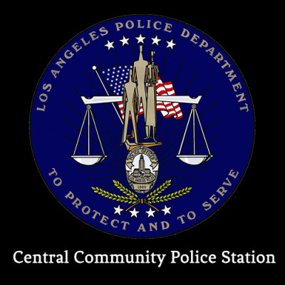 Official Seal of the Los Angeles Police Department