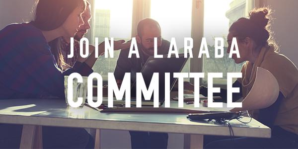 Join a LARABA Committee banner