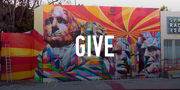 Support the Arts District - April 5, 2015