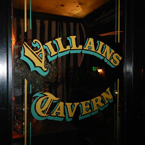 Villains Tavern - May 5, 2018