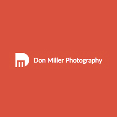 An image showing the logo of a local photographer in the Los Angeles Arts District.