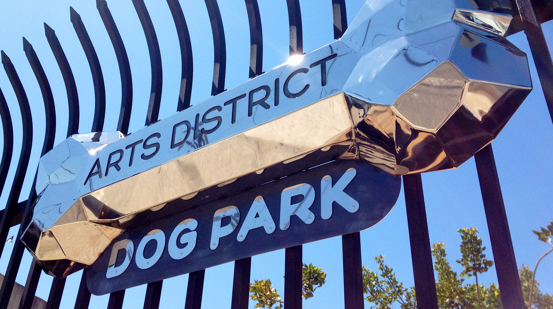 Arts District Dog Park