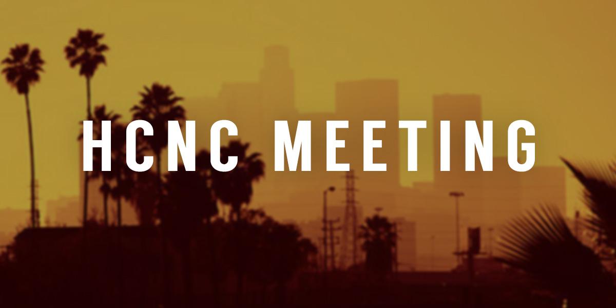 HCNC - June 1, 2015