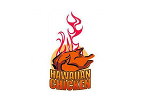 city hall farmers market - logo for Hawaiian Chicken