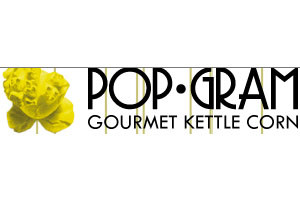 city hall farmers market - logo for Popgram