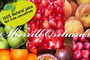 city hall farmers market - logo for Sherrill Orchards
