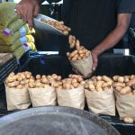 Produce at the City Hall Farmers Market